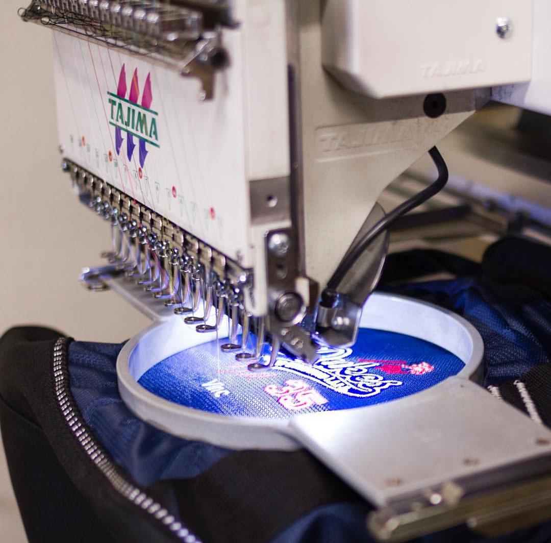 Embroidery Portfolio